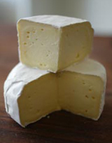 Cowgirl Creamery's signature cheese, Mt. Tam.